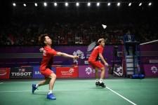 Badminton Asian Games 2018